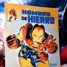 Cómics: MUY BUEN ESTADO HOMBRE DE HIERRO 6 MUNDI COMICS LINEA SURCO VERTICE. Lote 269231283