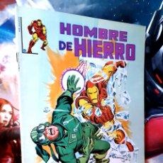 Cómics: CASI EXCELENTE ESTADO HOMBRE DE HIERRO 5 MUNDI COMICS LINEA SURCO VERTICE. Lote 269231683