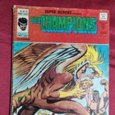 Cómics: SUPER HÉROES. VOL 1. Nº 75. THE CHAMPIONS. VERTICE.. Lote 269248733