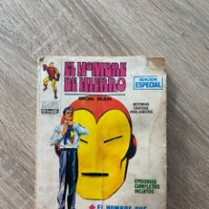 Cómics: EL HOMBRE DE HIERRO MARVEL. Lote 269268908