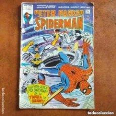 Cómics: PETER PARKER SPIDERMAN. ADIVINA QUIÉN ESTÁ ENTERRADO EN LA TUMBA DE GRANT. NUM 12. Lote 269305588