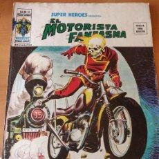 Cómics: SUPER HÉROES V2 18 MOTORISTA FANTASMA. Lote 269702323