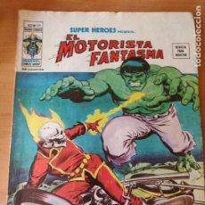 Cómics: SUPER HÉROES V2 19 MOTORISTA FANTASMA. Lote 269702613