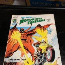 Cómics: SUPER HÉROES VÉRTICE Nº 55: MOTORISTA FANTASMA. Lote 269729073
