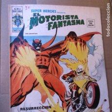 Cómics: SUPER HÉROES V2 55 MOTORISTA FANTASMA. Lote 269744838