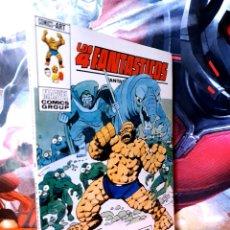 Comics : EXCELENTE ESTADO LOS 4 FANTÁSTICOS 63 TACO EDICIONES VERTICE. Lote 269801478
