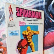 Comics: MUY BUEN ESTADO SPIDERMAN 18 TACO 25PTS EDICIONES VERTICE. Lote 269803828