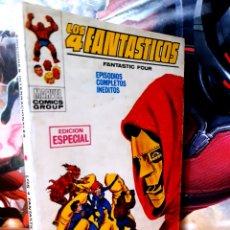 Cómics: MUY BUEN ESTADO LOS 4 FANTASTICOS 9 TACO EDICIONES VERTICE. Lote 269812173