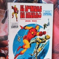 Cómics: CASI EXCELENTE ESTADO EL HOMBRE DE HIERRO 19 TACO EDICIONES VERTICE. Lote 269831403