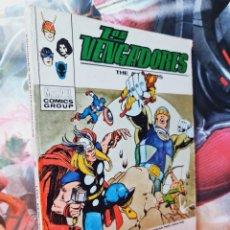 Cómics: MUY BUEN ESTADO LOS VENGADORES 48 TACO EDICIONES VERTICE. Lote 269833358