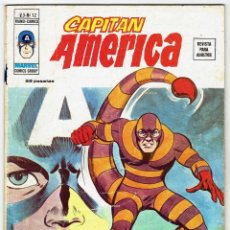 Cómics: CAPITAN AMERICA VOL. 3 - Nº 12 - LA PICADURA DEL ESCORPIÓN - VÉRTICE 1973. Lote 269833823