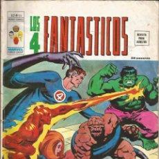 Cómics: LOS 4 FANTÁSTICOS V2 Nº 20 MARVEL - MUNDI COMICS VÉRTICE 1976. Lote 269846448