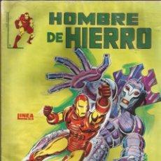 Cómics: EL HOMBRE DE HIERRO Nº 1: EL DEMONIO EN LA BOTELLA / LÍNEA -. SURCO. Lote 269850903