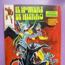 Cómics: EL HOMBRE DE HIERRO Nº 20 VERTICE TACO ¡¡¡¡¡ MUY BUEN ESTADO!!!!. Lote 269852423