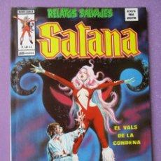 Cómics: RELATOS SALVAJES Nº 44 SATANA VERTICE ¡¡¡¡¡ DE KIOSCO !!!!. Lote 269933758
