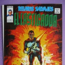 Cómics: RELATOS SALVAJES Nº 33 EL CASTIGADOR VERTICE ¡¡¡¡¡ DE KIOSCO !!!!. Lote 269934168