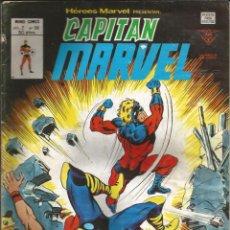 Cómics: HÉROES MARVEL. CAPITÁN MARVEL V2 - Nº 58. MUNDI COMICS VÉRTICE. EXPLOSIÓN ESTELAR. Lote 269959458