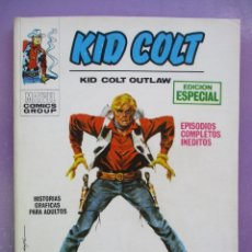 Cómics: KID COLT Nº 1 VERTICE ¡¡¡¡¡ EXCELENTE ESTADO !!!!. Lote 269977648