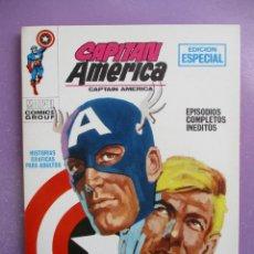 Cómics: CAPITAN AMERICA Nº 6 VERTICE TACO ¡¡¡¡¡ EXCELENTE ESTADO !!!!. Lote 269981603