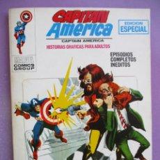 Cómics: CAPITAN AMERICA Nº 8 VERTICE TACO ¡¡¡¡¡ EXCELENTE ESTADO !!!!. Lote 269981888