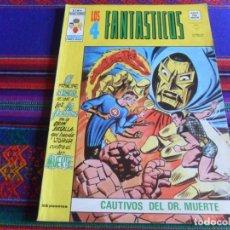 Cómics: MUY BUEN ESTADO, VÉRTICE VOL. 3 LOS A FANTÁSTICOS Nº 4. 1977. 35 PTS.. Lote 270150908