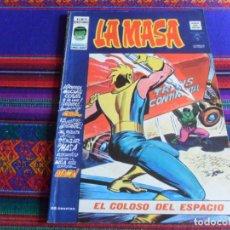 Cómics: MUY BUEN ESTADO, VÉRTICE VOL. 3 LA MASA Nº 18. 1976. 35 PTS. DIFÍCIL.. Lote 270151418