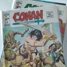 """Cómics: (VERTICE -V.2) CONAN """" EL BÁRBARO"""" Nº: 8 -EXCEL.-. Lote 270221503"""