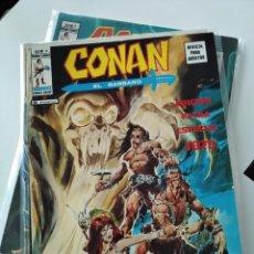 """Cómics: (VERTICE -V.2) CONAN """" EL BÁRBARO"""" Nº: 6 -EXCEL.-. Lote 270222283"""