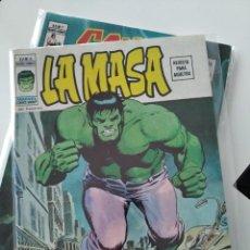 Cómics: (VERTICE -V.2) LA MASA - Nº: 6 .- EXCEL.-. Lote 270223748