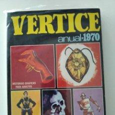 Cómics: (VERTICE -V.1) SELECCIONES VERTICE-ANUAL 1970 .- EXCEL.-. Lote 270224693