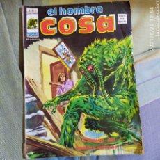 Cómics: EL HOMBRE COSA N° 6 VERTICE VOL 1. Lote 270225128