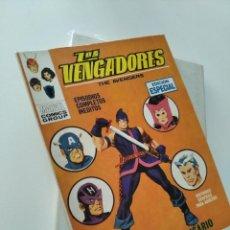 Cómics: (VERTICE -V.1) LOS VENGADORES - Nº: 8 - MBE.-. Lote 270225268