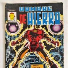 Cómics: HOMBRE DE HIERRO MUNDICOMICS Nº 3 ~ MARVEL / VÉRTICE (1981). Lote 270375163