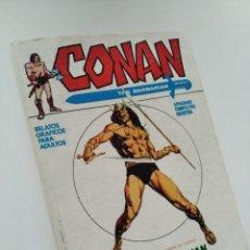 Cómics: (VERTICE -V.1) CONAN - Nº: 1.- MBE.-. Lote 270549488