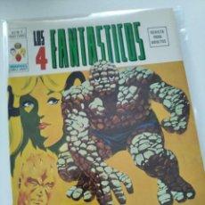 Cómics: (VERTICE -V.2) LOS 4 FANTASTICOS - Nº: 2 - EXCELENTE!!!. Lote 270551728