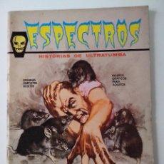 Cómics: COMIC ESPECTROS ED. VERTICE QUIERO SER VAMPIRO. Lote 270966683
