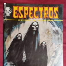 Cómics: ESPECTROS. Nº 24. ACECHAR A UN VAMPIRO. VERTICE. Lote 270974643