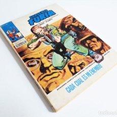 Cómics: SARGENTO FURIA SGT. FURY CADA CUAL ES MI ENEMIGO 12 EDICIONES INTERNACIONALES VÉRTICE 1973. Lote 270995928