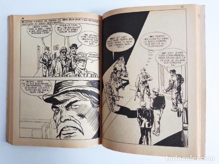 Cómics: SARGENTO FURIA SGT. FURY CADA CUAL ES MI ENEMIGO 12 EDICIONES INTERNACIONALES VÉRTICE 1973 - Foto 8 - 270995928