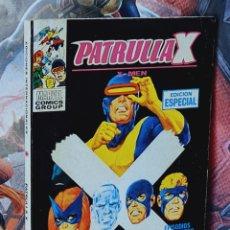 Cómics: CASI EXCELENTE ESTADO PATRULLA X 27 TACO 25PTS COMICS EDICIONES VERTICE. Lote 271017848