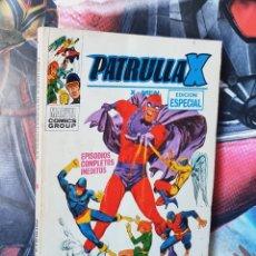 Cómics: MUY BUEN ESTADO PATRULLA X 25 TACO COMICS EDICIONES VERTICE. Lote 271044243