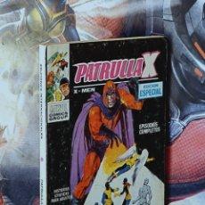 Cómics: MUY BUEN ESTADO PATRULLA X 2 TACO 25PTS COMICS EDICIONES VERTICE. Lote 271045363