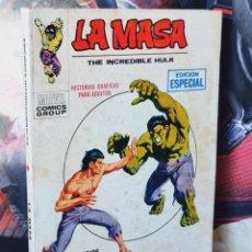 Cómics: BUEN ESTADO LA MASA 13 TACO COMICS EDICIONES VERTICE. Lote 271084903
