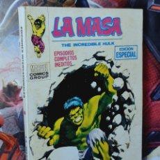 Cómics: BUEN ESTADO LA MASA 12 TACO COMICS EDICIONES VERTICE. Lote 271085773