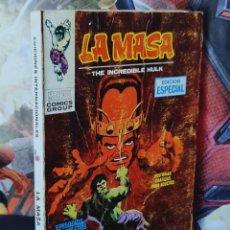 Cómics: LA MASA 7 NORMAL ESTADO TACO COMICS EDICIONES VERTICE. Lote 271086073