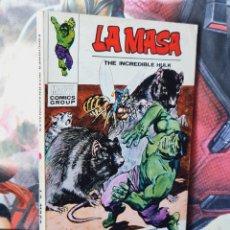 Cómics: MUY BUEN ESTADO LA MASA 26 TACO COMICS EDICIONES VERTICE. Lote 271086458