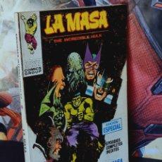 Cómics: BUEN ESTADO LA MASA 18 TACO COMICS EDICIONES VERTICE. Lote 271087253