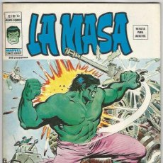 Cómics: V�RTICE. LA MASA VOL3. 10.. Lote 271204003