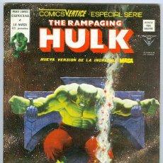Cómics: V�RTICE. THE RAMPAGING HULK. 4. Lote 271208653
