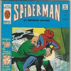 Cómics: VÉRTICE. VOLUMEN 3. SPIDERMAN. 33.. Lote 271214453